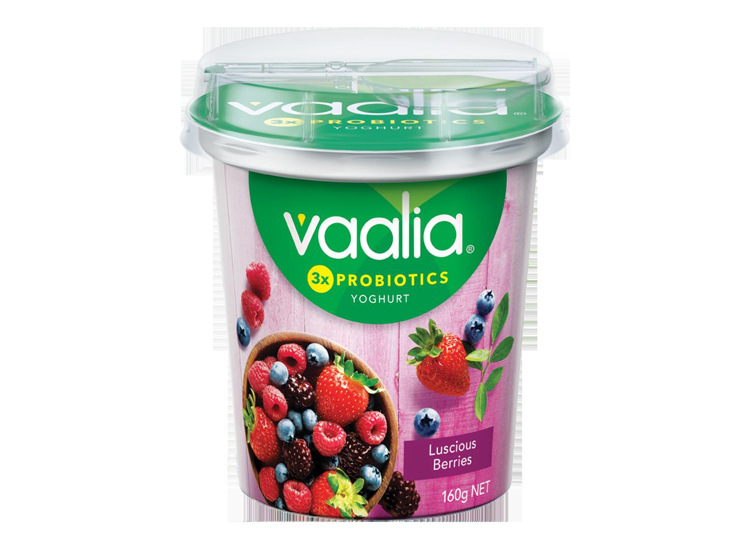 Vaalia Luscious Berries160g