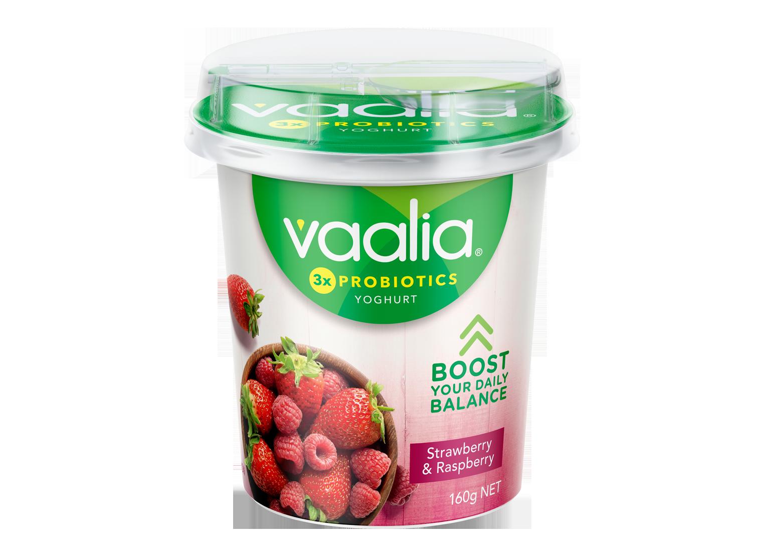 Vaalia Strawberries160g