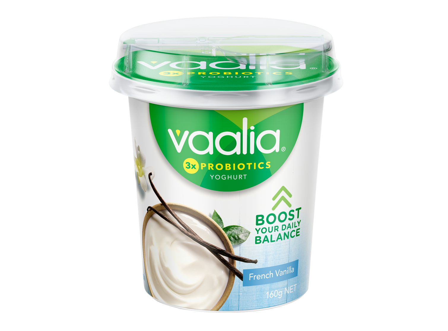 Vaalia Vanilla 160g