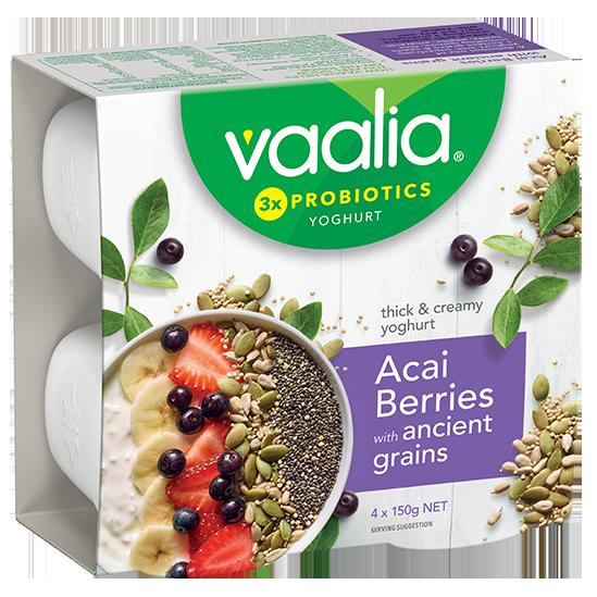 Vaalia_4x150g_Acai Berries_Angle large